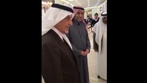 أمير منطقة مكة المكرمة: إذا خلعنا ملابسنا اليوم تقليداً للغرب فماذا سنخلع غداً إذا قدمت الصين من الشرق؟