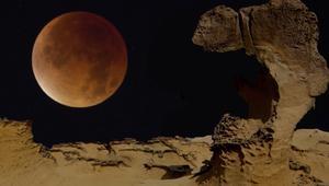 هذا المكان ليس على المريخ.. بل على الأرض!