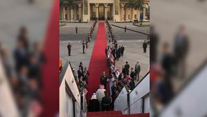 """السيسي يدعو ولي العهد السعودي محمد بن سلمان لحضور """"سلّم نفسك"""""""