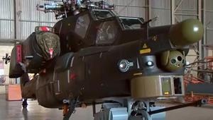 """بالفيديو: الجيش العراقي يتسلم دفعة من مقاتلات """"MI-28"""" الروسية"""