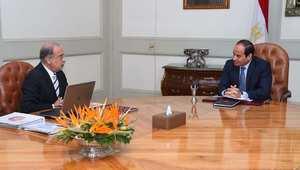 مصدر لـCNN: الحكومة المصرية الجديدة تؤدي اليمين السبت أمام السيسي