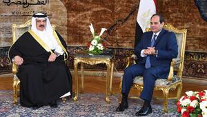 السيسي لملك البحرين: نقف بجانب المملكة ضد أي تهديدات خارجية أو مساع للمساس بها
