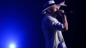 """ظهور مثير للجدل لمغني راب أمريكي يفجر اتهامات بـ""""معاداة اليهود"""""""