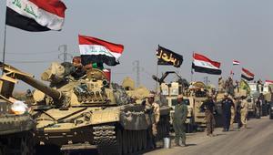 قوات عراقية تدخل مناطق بكركوك والأكراد يتهمونها باستخدام سلاح أمريكي
