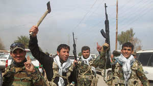 """النجيفي يشكو للصدر ضعف تسليح أهل الموصل والمالكي يتهم منتقدي المليشيات الشيعية بـ""""الطائفية"""""""