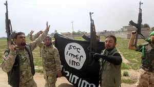"""القوات العراقية تقتحم تكريت وتسيطر على عدة أحياء.. وقصف """"فرقة الإعدامات"""" التابعة لداعش وسط المدينة"""