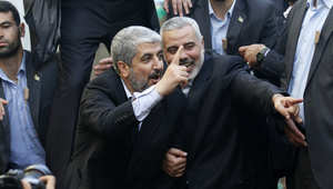 """حماس: ليس لدى مشعل وهنية الجنسية المصرية ودعوى إسقاطها """"رشوة صهيونية"""""""