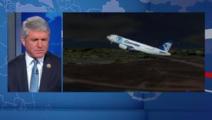 رئيس لجنة أمنية بالكونغرس: يبدو أن قنبلة أسقطت الطائرة المصرية