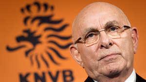 رئيس الاتحاد الهولندي لكرة القدم مايكل فان براغ