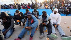 سفن أوروبية تنقذ 3480 مهاجرا سريا من الموت قبالة سواحل ليبيا