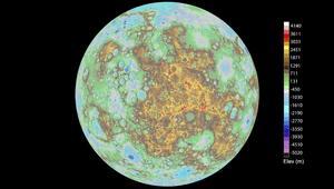 شاهد لأول مرة.. نظرة شاملة على كوكب عطارد