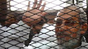 مرشد الإخوان يكبّر على نفسه تكبيرة العيد معلنا الاستعداد للموت بجلسة قضائية صاخبة