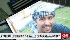 """لأول مرة: الموريتاني محمدو ولد صلاحي ينشر كتاب """"يوميات غوانتانامو"""" عن الفظائع من خلف قضبان الزنزانة"""