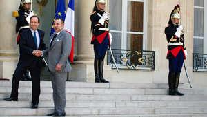 محمد السادس يزور فرنسا الاثنين لطي صفحة برود دبلوماسي مستمر منذ عام