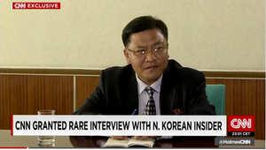 بارك يونغ تشول  نائب مدير معهد DPRK للأبحاث،
