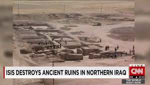 """يُحارب """"داعش"""" بالهندسة.. تعرّفوا على الرجل الذي ينقذ المواقع الأثرية بمشروع """"العنقاء"""""""
