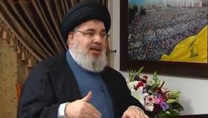 حسن نصرالله يكشف راتبه الشهري في حزب الله.. وهذا ما قاله عن احتجاجات إيران