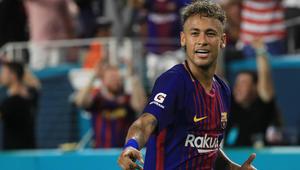مصادر: نيمار يطلع نادي برشلونة على رغبته بمغادرة صفوفه