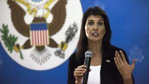 هالي: أمريكا تواصل رفض المستوطنات ولن نعلق على تقسيم القدس