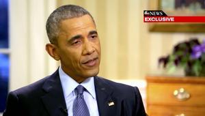 أوباما يعلق على حادثة