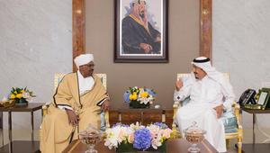 البشير في السعودية بعد الإمارات والكويت لبحث أزمة قطر