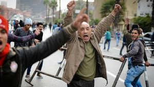 """حصيلة قتلى ذكرى 25 يناير ترتفع لـ18.. الإخوان يدعون لـ""""الحل الثوري"""" و6 إبريل تهاجم """"الديكتاتور"""""""