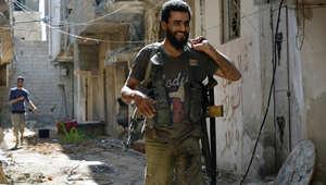 مقاتلات أمريكية رافقت طائرات شحن لنقل ذخائر لمعارضين سوريين