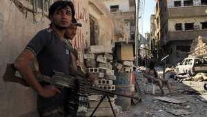 المعارضة: هدنة حمص تؤكد عمالة الأسد لإيران ووكالته الحصرية للإرهاب