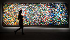 أعمال لمستشرقين وفنانين عرب تتباهى في معرض لسوثبي بلندن