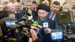 عمار الحكيم رئيس المجلس الإسلامي الأعلى في العراق