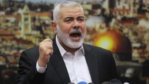 هنية: تأخير المصالحة الفلسطينية سيترتب عليه نتائج وخيمة