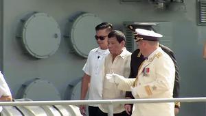 رئيس الفلبين يتطلع لدعم عسكري من روسيا