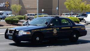 صورة ارشيفية لسيارة شرطة أمريكية