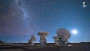 أضخم تليسكوب بالعالم.. صورة واحدة منه تحتاج 16 مليون كمبيوتر شخصي لفتحها