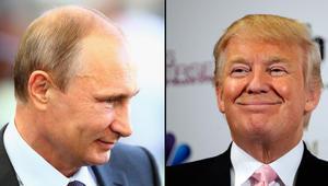 بوتين يهنئ ترامب: نأمل بحل أزمة روسيا وأمريكا