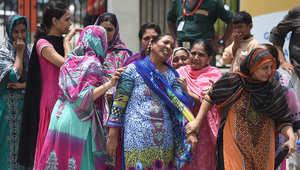 """باكستان: مقتل 42 إسماعيليا بهجوم لتنظيم """"جند الله"""" والقتلى بينهم نساء وأطفال سقطوا برصاص في الرأس"""