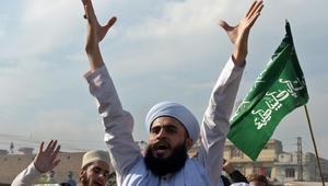"""وزير باكستاني يستقيل بعد احتجاجات حركة """"لبيك يا رسول الله"""""""