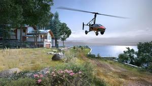 أول سيارة طائرة في العالم بـ400 ألف دولار