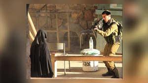 """صورة نشرتها """"وفا"""" قالت إنها للحظة اطلاق النار على هديل الهشلمون"""