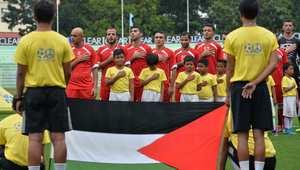 المنتخب الفلسطيني لكرة القدم