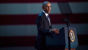 """أوباما في خطاب الوداع.. قلق على الديمقراطية ودعوة لفهم """"الرجل الأبيض"""""""