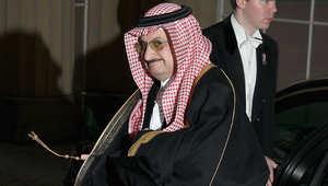 """سفير السعودية بلندن: اتهامنا بدعم إسرائيل بوجه حماس """"تخريف"""".. كاتب يرد: ماذا عن لقاء الأمير بندر برئيس الموساد؟"""
