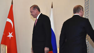 إيران: حوارنا مع روسيا وتركيا سيقوّي حكومة الأسد