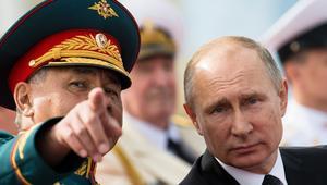 بوتين يقرر طرد 755 موظفا من السفارة الأمريكية بعد عقوبات واشنطن