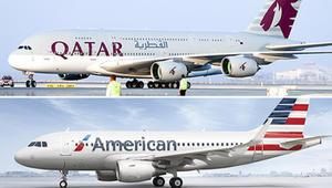الخطوط الجوية القطرية والأمريكية.. علاقة أحادية الجانب؟