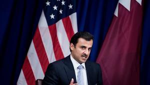 ترامب يدعو أمير قطر لزيارة واشنطن بعد اتصاله بالسعودية والإمارات