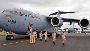 """""""القرار الحاسم 13"""".. تمرين عسكري مشترك آخر بين قطر وبريطانيا"""