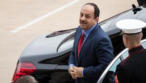 وزير دفاع قطر: الأزمة عميقة لكن العمل العسكري مستبعد.. ولم ننقل معلومات للحوثي