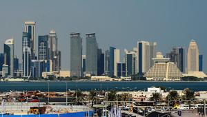 منظر عام لمدينة الدوحة