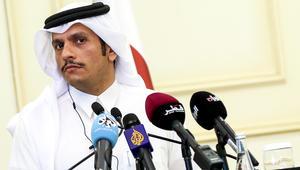 وزير خارجية قطر: لم نتحدث عن تدويل الحج وبيان اجتماع المنامة متناقض